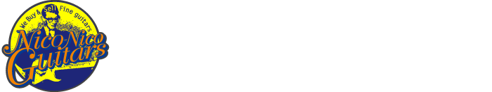 Nico-nico guitars  used guitar shop of tokyo japan