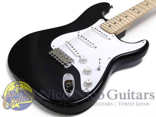 Fender Custom Shop 2015 Masterbuilt Eric Clapton Stratocaster by Todd Krause (Black)