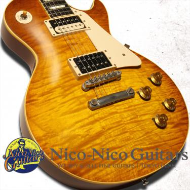 Gibson Custom Shop 2014 Historic 1959 Les Paul Murphy Burst Hand Selected (BOTB P90)