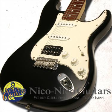 Fender Custom Shop 2003 MBS '69 Stratocaster HSS NOS Master Built by Todd Krause (Black/R)