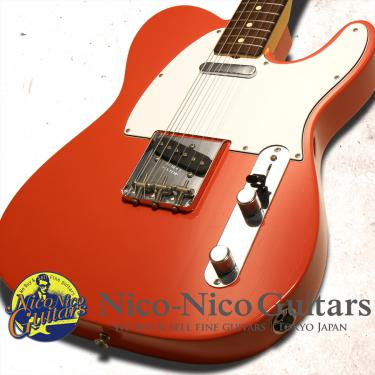 Fender Custom Shop 2014 MBS '62 Telecaster Closet Classic Master Built by Todd Krause (Fiesta Red)