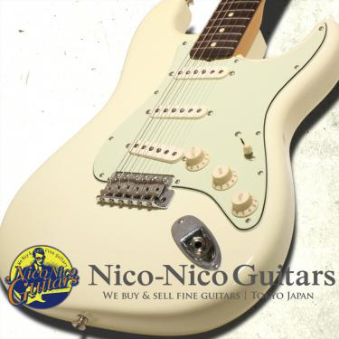 Fender Custom Shop 2008 Masterbuilt '61 Stratocaster Closet Classic by John Cruz (White)