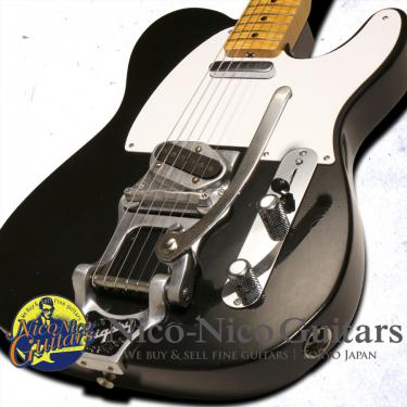 Fender Custom Shop 2013 Masterbuilt '52 Telecaster Bigsby Closet Classic by Dale Wilson (Black)
