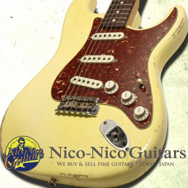 Fender Custom Shop 2015 Masterbuilt '59 Stratocaster Relic by Dale Wilson (Blonde)
