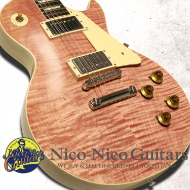 Gibson Custom Shop 2015 Historic Select 1959 Les Paul Gloss Hand Selected (Trans Pink)