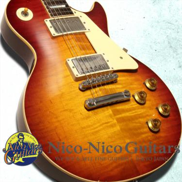 Gibson Custom Shop 2016 True Historic 1959 Les Paul Murphy Aged (Vintage Cherry Sunburst)