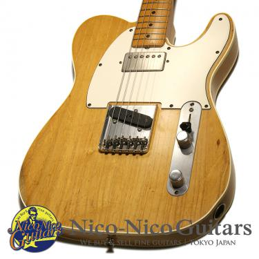 Fender Custom Shop 2003 MBS Albert Collins Telecaster Relic Master Built by Art Esparza (Natural)