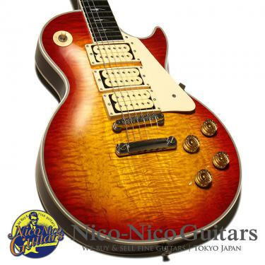 Gibson Custom Shop 1997 Ace Frehley Signature Les Paul Custom (Cherry Sunburst)