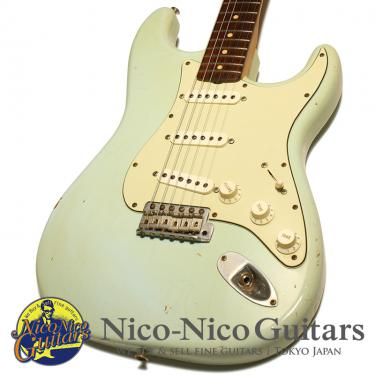 Fender Custom Shop 2004 1961 Stratocaster Relic (Sonic Blue)