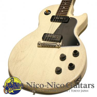 Gibson Custom Shop 2013 Historic Collection 1960 Les Paul Special SC VOS (TV White)