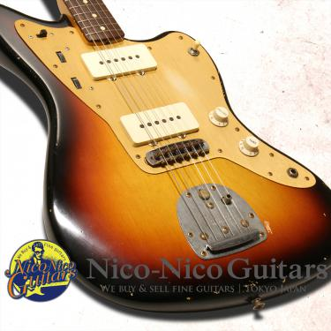 Fender Custom Shop 2006 Masterbuilt '58 Jazzmaster Relic by John English (Sunburst)