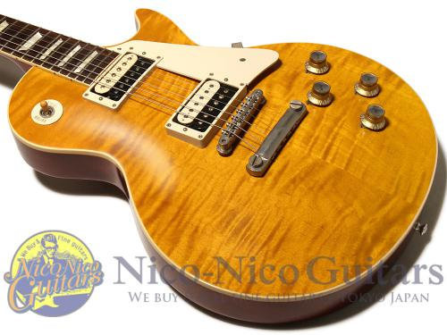 Gibson Custom Shop 2014 Historic 1958 Les Paul VOS Hand Selected (Mojave Fade)