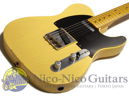 Fender Custom Shop 2010 Limited Nocaster Relic 60th Anniversary (Blonde)