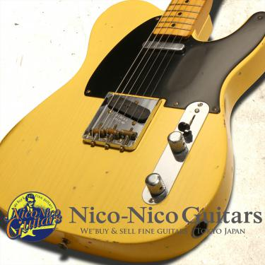 Fender Custom Shop 2002 MBS '51 Custom Telecaster Relic Master Built by Todd Krause (Blonde)