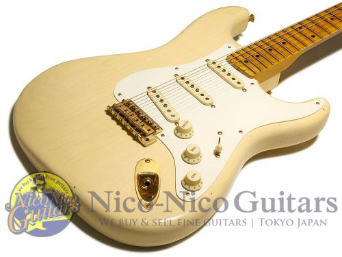Fender Custom Shop 2015 Limited Edition 20th Anniversary Relic Stratocaster (Vintage Blonde)