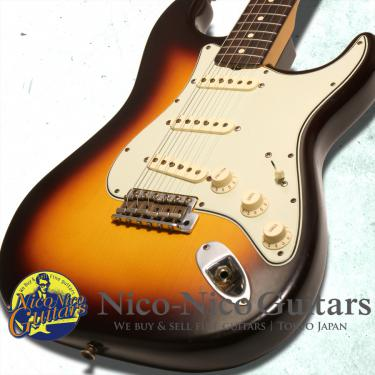 Fender Custom Shop 2011 Masterbuilt '59 Stratocaster Closet Classic by Paul Waller (Sunburst)