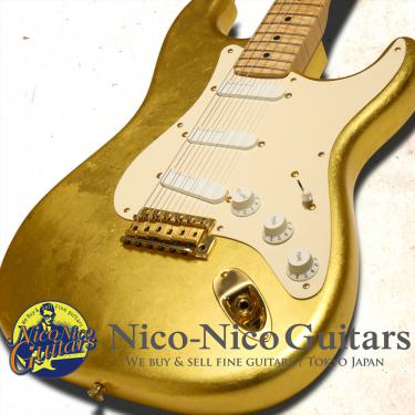 Fender Custom Shop 2003 MBS Eric Clapton Stratocaster Gold Leaf Master Built by John English
