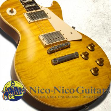"Gibson Custom Shop 2012 Collector's Choice #2 90629 1959 Les Paul aka ""Goldie"" Aged (Lemon Burst)"
