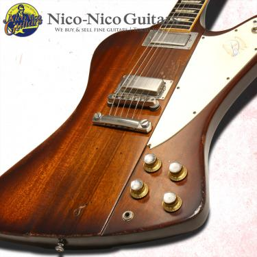 Gibson Custom Shop 2008 Inspired by Series Johnny Winter Firebird Signed Aged (Sunburst) #114