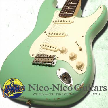 Fender Custom Shop 2009 Masterbuilt '59 Stratocaster Relic by Jason Smith (Sea Foam Green)