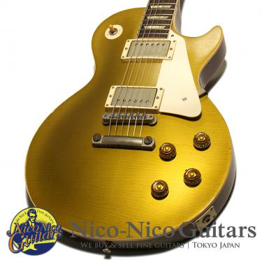 Gibson Custom Shop 2013 Historic Collection 1957 Les Paul Aged Japan Limited (Gold)