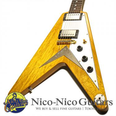 Bacchus BFV-58K Flying V Korina (Natural)