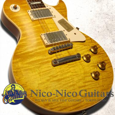 Gibson Custom Shop 2014 Historic 1959 Les Paul VOS (Lemon Drop)