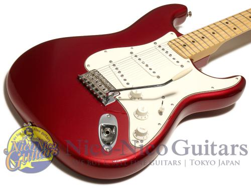 Fender USA 2014 American Special Stratocaster (Candy Apple Red)