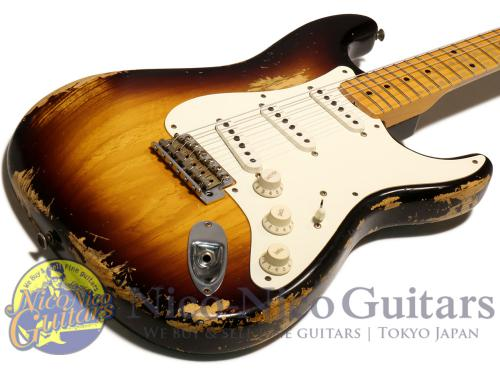 Fender Custom Shop 2013 '56 Stratocaster Heavy Relic (Sunburst)