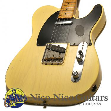 Fender Custom Shop 2007 MBS 1954 Telecaster Relic Masterbuilt by Jason Smith (Blonde)