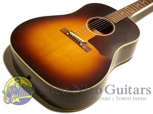 "Gibson 2013 J-45 ""The 59"" VOS (Montana Sunset Burst)"