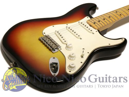 Fender Custom Shop 1998 '69 Stratocaser (Sunburst/M)