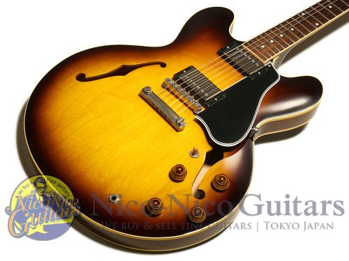 Gibson Custom Shop 2013 Historic 1959 ES-335 Gloss Nashville (Sunburst)