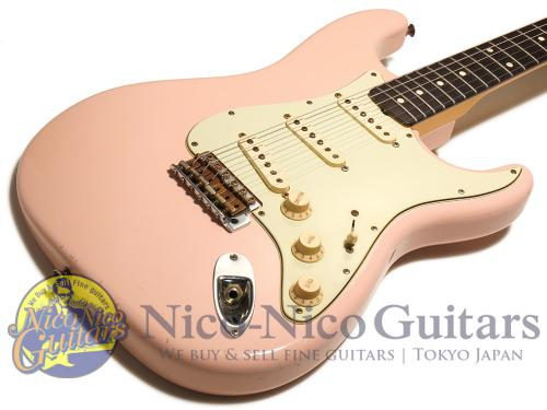 Fender Custom Shop 2010 '60 Stratocaster Relic (Shell Pink)