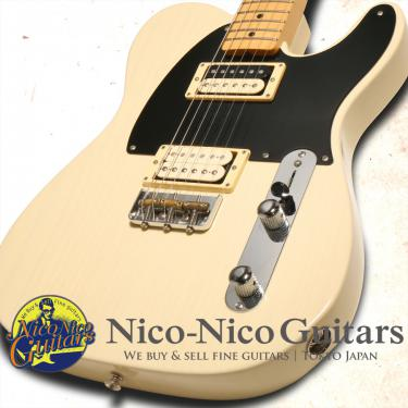 Fender Custom Shop 2001 Masterbuilt '52 Custom Telecaster Tele-Gib by Art Esparza (White Blonde)