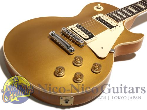 Gibson 2016 Les Paul Classic Japan Proprietary (Gold)