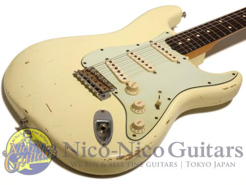 Fender Custom Shop 2008 '60 Stratocaster Relic (White)