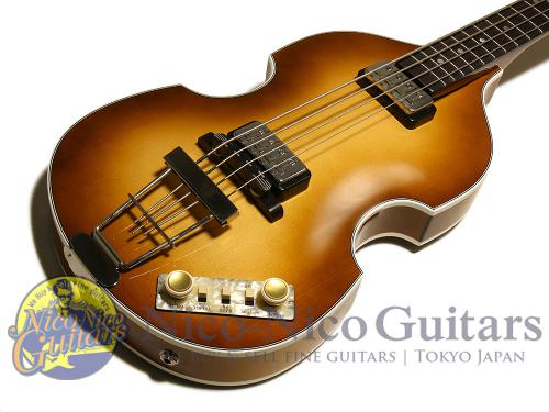Hofner 2018 500/1 '62 World History Premium (Sunburst)