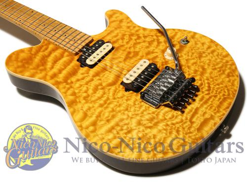 Musicman 1996 Axis (Trans Gold)