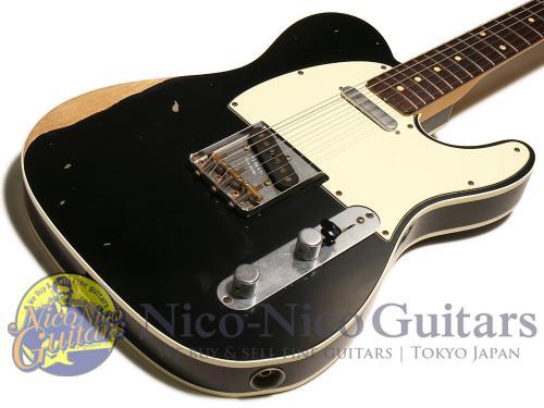Fender Custom Shop 2007 '60 Custom Telecaster Relic (Black)