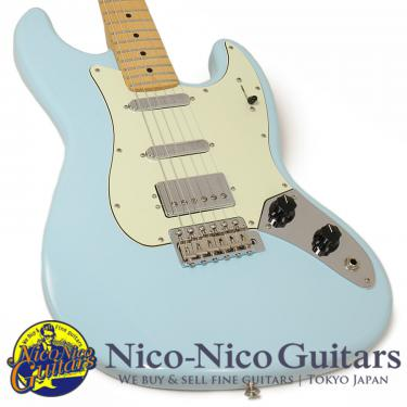 Fender Mexico 2018 Sixty-Six (Daphne Blue)