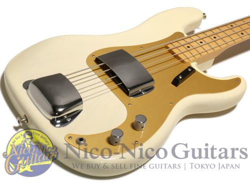 Fender 2013 New American Vintage '58 Precision Bass (Blonde)