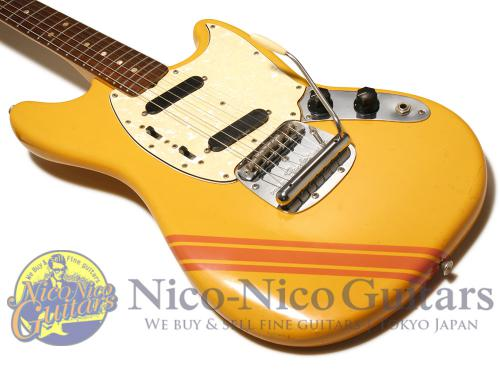 Fender 1969 Mustang (Orange/MH)
