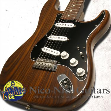 Fender Custom Shop 2012 MBS Rosewood Stratocaster NOS Master Built by Paul Waller (Natural)