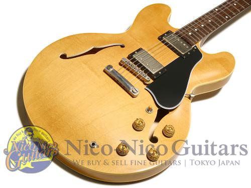 Gibson Memphis 2017 Historic Series 1958 ES-335TD VOS (Natural)
