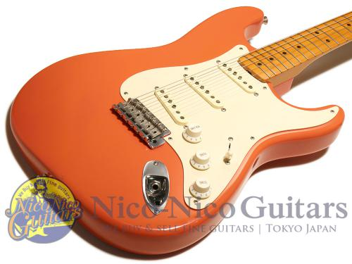 Fender USA 1994 American Vintage '57 Stratocaster (Fiesta Red)