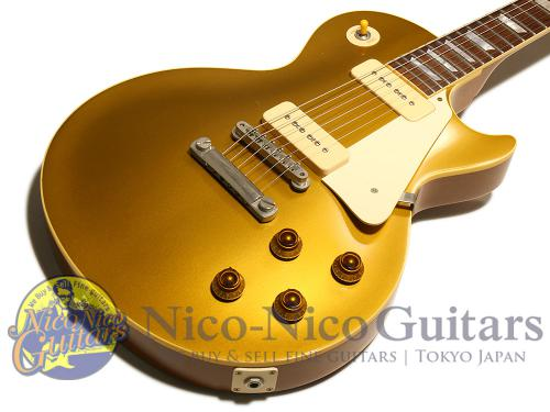 GIbson Custom Shop 2002 Historic 1956 Les Paul Reissue (Gold)