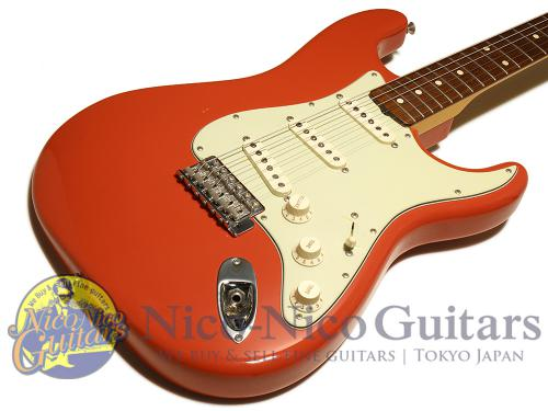 Fender Custom Shop 2009 '60 Stratocaster NOS (Fiesta Red)