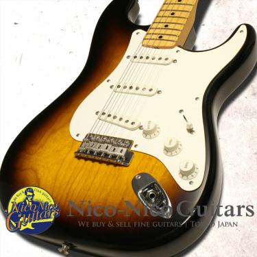 Fender Custom Shop 2007 MBS '55 Stratocaster NOS Master Built by Chris Fleming (Sunburst)