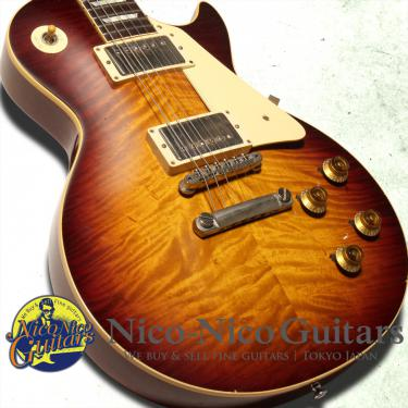 Gibson Custom Shop 2015 Historic Select 1959 Les Paul Murphy Aged (Bourbon Burst)